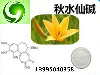 秋水仙碱98% 秋水仙素 秋水仙提取物 厂家宁夏固原