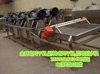 油炸鱼豆腐冷却机,卤煮豆干风干机,包装袋去水风干机