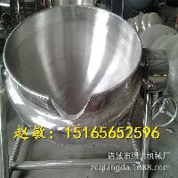 豆子蒸煮锅 电加热煮锅 质量好