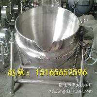 304不锈钢电加热导热油夹层锅