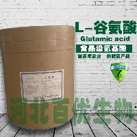 营养强化剂 现货 L-谷氨酸【河北百优】食品级 l-谷氨酸