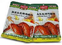 新奥尔良烤鸡翅腌料 天禾鸡翅调味料 45g 禽肉类腌料 袋*24袋*3盒
