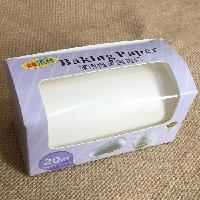 烘焙工具 烤乐仕万用模具围边纸防粘耐高温硅油纸10*20cm