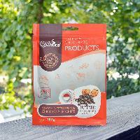 可茜】巧克力豆100g*120袋 箱 代可可脂黑色耐高温 批发【Coch