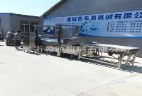 连续式新款猪皮油炸机加工设备专业厂家
