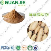 冠捷生物 莲藕提取物 西安厂家大量现货 安全食品