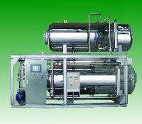 立尔机械供应罐头灭菌设备 喷淋式杀菌锅