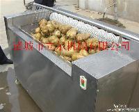 土豆清洗去皮机 可连续出料 规格全