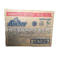 新西兰进口安佳大块无盐黄油25kg安佳黄油无盐黄油动物性黄油原装
