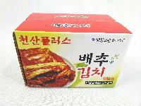 香甜可口纯手工独特风味朝鲜辣白菜