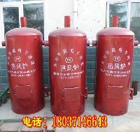 热风炉使用时无噪音 无烟尘 无污染