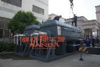 炭黑污泥烘干机