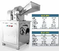 食品厂用大型不锈钢五谷杂粮磨粉机