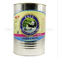 食品配料炼奶酱5kg装整箱 量大从优 批发熊猫牌浙江温州熊猫炼乳