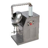 全自动不锈钢糖衣机中药饮片滚圆抛光机