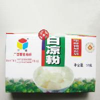 广西宇峰盒装白凉粉 冰粉 50g 烧仙草