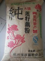 藕粉25KG 厂家直销 莲子藕粉 莲子粥专用粉