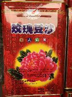 15kg一桶 玫瑰豆沙 做豆沙包专用 供应厂家批发 烘焙原料