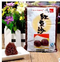 做冰皮月饼专用 烘焙十分爱 500g*20袋 供应 京日红豆沙