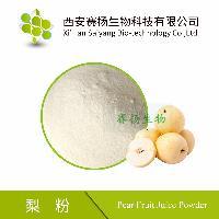 优质梨粉 可以润肺、消痰、清热、解毒 能够有助于消化