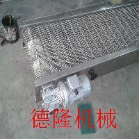 输送机 不锈钢网带输送机 皮带转弯机 优质304链板生产流水线