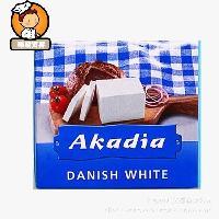 丹麥發達飛達白奶酪芝士feta 500g 阿卡迪亞發達白奶酪芝士