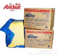 安佳无盐大黄油25kg安佳黄油烘焙原装整箱25公斤