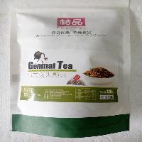 日式玄米煎茶 三角独立包装茶包120克4g*30袋 桔品 批发直销价