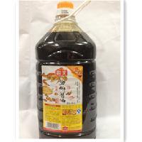 供应 好吃  子 鲜甜 海天海鲜酱油 佛山生产  2桶 4.9L