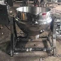 煮肉锅 猪头肉猪蹄卤煮锅 不锈钢炒菜锅 食堂设备 厨具