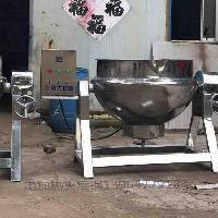 可倾斜式夹层锅 电加热夹层锅 厂家定制