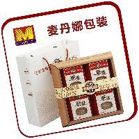 定做藜麦包装盒 食品包装盒空礼盒批发 粗粮盒子个性设计 麦丹娜