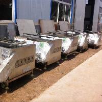 厂家直销扇贝毛辊清洗机 1200型