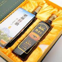 供應糧老大 有機亞麻籽油 一盒2瓶 1500ml 湖南亞麻油批發