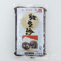 京日小包装红豆沙500g/袋 出口品质 可直接食用 做粥和甜品