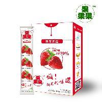 晶荣果果果草莓果酱罐头