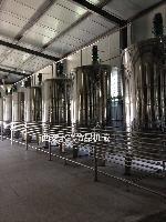 年产1000吨固态醋成套设备及报价