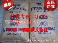 韩国白砂糖 长期批发 烘培保健品专用 希杰雪花 细砂糖幼砂糖