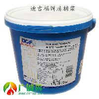 烘焙原料法国原装进口DGF迪吉福饼房糖浆 忌廉糖8kg/桶 方旦糖