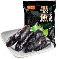 一件代发 台湾墨鱼香肠 500g/包 丸滋台式香肠