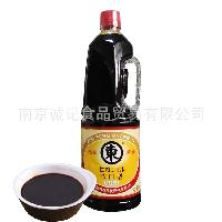 日韩料理 东字浓口酱油1.8L*6一整箱 日本酱油 寿司料理 日本料理