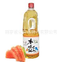去腥添香 中蓝本味淋调味液1.8L*6调味汁味醂日式特色调味料酒