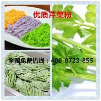 放心面条面粉食品配料 蔬菜粉 健康 食品级原料 芹菜粉 挂面辅料