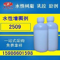 高效价低增稠剂 水性乳胶漆涂花进口增稠剂2509 增稠剂水性2509