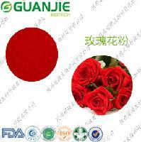 冠捷生物 玫瑰花提取物 西安厂家大量现货