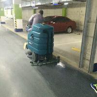合肥洁驰驾驶式全自动洗地机A7性价比*