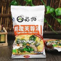 速溶汤蔬菜汤包 苏伯汤【鲜蔬芙蓉汤8克】方便汤速食汤