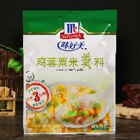 方便汤羹料 鸡蓉粟米羹35g】方便速食汤料 批发【味好美 调味料