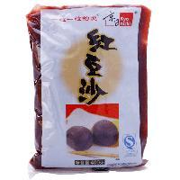 红豆沙 京日 元宵汤圆豆沙馅料粽子艾草青团馅400克