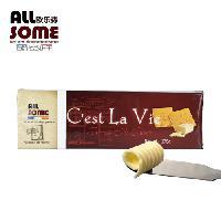 进口饼干 法国原装进口黄油饼干甜黄油 入门级黄油饼干